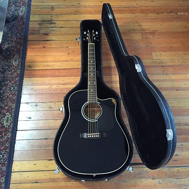 jasmine by takamine es314c acoustic electric guitar w case reverb. Black Bedroom Furniture Sets. Home Design Ideas