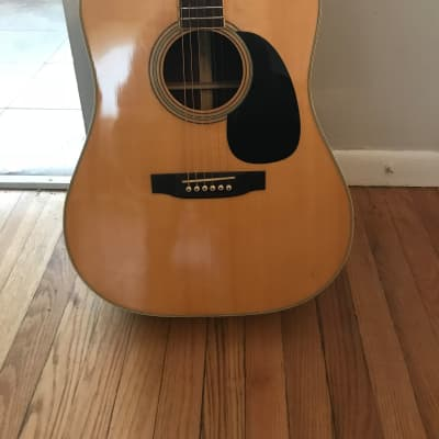 Takamine F-360S, Martin D28 Takeoff, Natural for sale