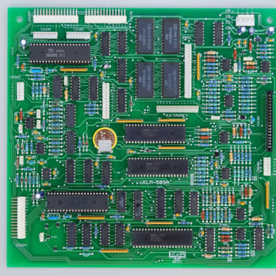 Korg Poly 61 KLM-475/509A replacement board
