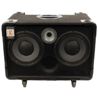 Nemesis  Eden NC-250 Bass Amplifier; 2x10, Casters for sale
