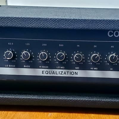 Sunn Coliseum-300 300-Watt Bass Amplifier Head for sale