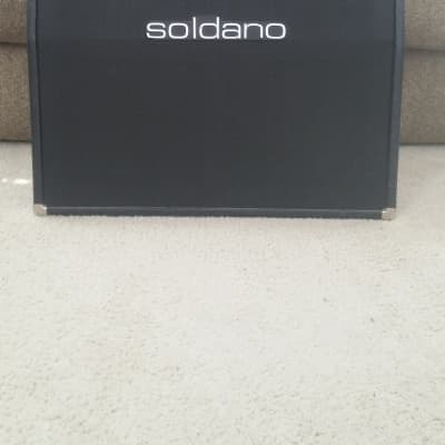 Soldano Super Lead Overdrive 2011 SLO-100 Head + 4x12 Soldano Cabinet for sale