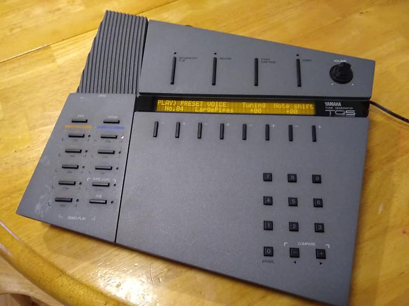 Yamaha TQ5 FM Synth | Casperjohn's Gear Emporium | Reverb