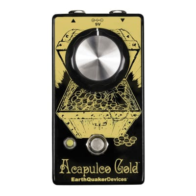 Earthquaker Devices Acapulco Gold - Power Amp Distortion  [Three Wave Music] for sale