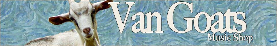 Van Goats Music Shop (Chip Roop's Studio Shop)