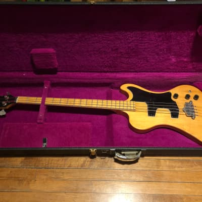 Gibson RD Standard Bass Natural 1977 for sale