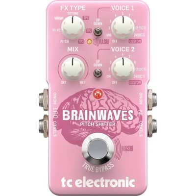 TC Electronic Brainwaves Pitch Shifter Pedal for sale