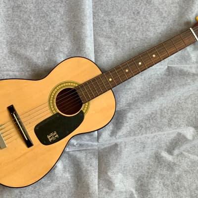 "NORMA FG 10 Vintage Acoustic Classical Parlor 3/4 Guitar 36"" Japan PLEASE READ for sale"