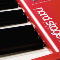 Nord Stage 2 HA 76 (Hammer ACTION) + Nord BAG - Like New