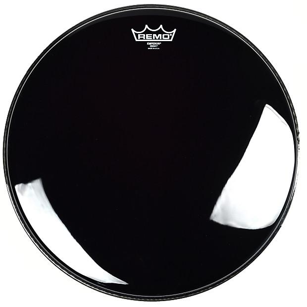 remo 16 emperor ebony drum head chicago music reverb. Black Bedroom Furniture Sets. Home Design Ideas