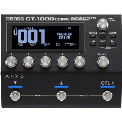 Boss GT-1000CORE Multi-Effects Processor
