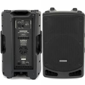 """Samson XP115A Expedition Series 2-Way 500w Active 15"""" Speaker"""
