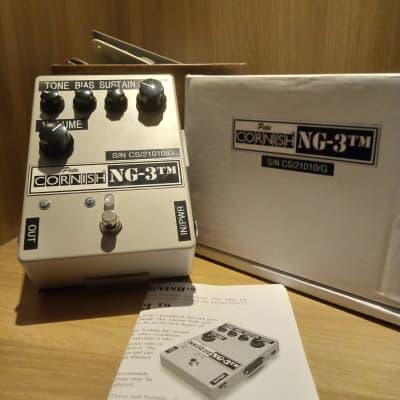 Pete Cornish NG-3 Grey Series Fuzz