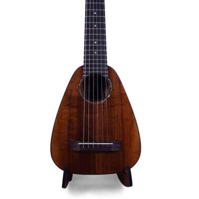 Romero Creations Tiny Tenor 6 String Guilele Solid Koa RC-TT6-K