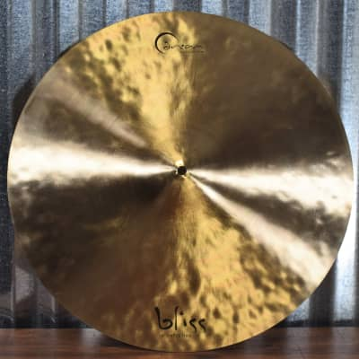 "Dream Cymbals Bliss Hand Forged & Hammered 19"" Paper Thin Crash Demo"