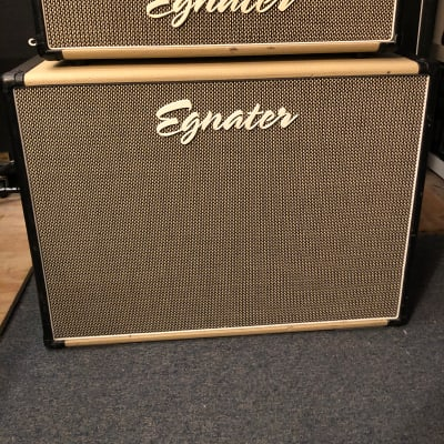 Egnater Tourmaster 2x12 Extension Cab w/ Celestion Elite-80 speakers for sale