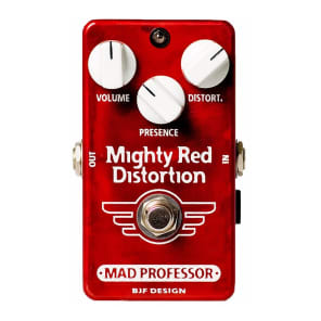 Mad Professor Mighty Red Distortion for sale