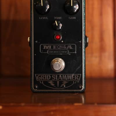 Mesa/Boogie Grid Slammer Overdrive Pedal Pre-Owned for sale
