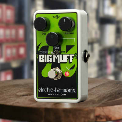 Electro-Harmonix Nano Bass Big Muff Pi *Customer Return in Mint Condition* image