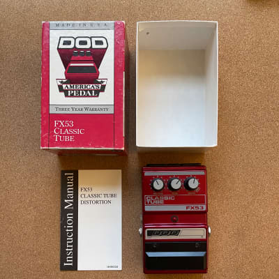 DOD Classic Tube FX53 (Made in USA)