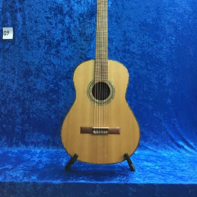 Emerald Bay  hand made classical nylon string guitar for sale