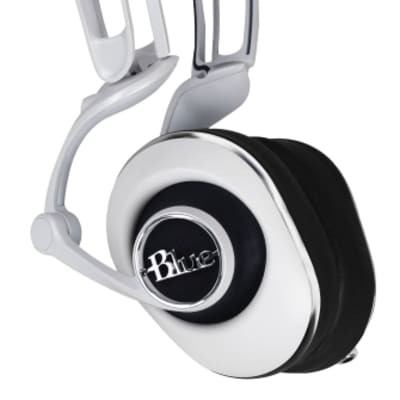 Blue Lola Sealed Over-Ear Headphones