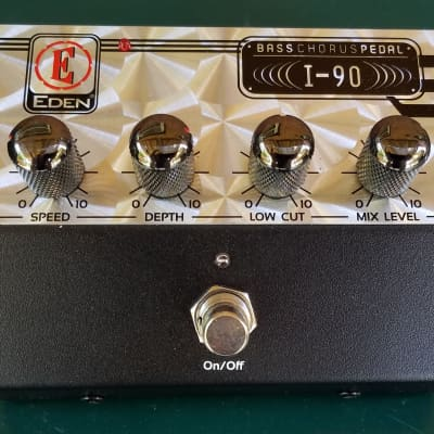 Eden Amplification I90 Chorus Pedal