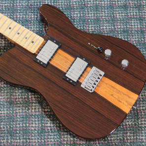 2013 Fender American Select Blackwood Telecaster HH! w/OHSC for sale