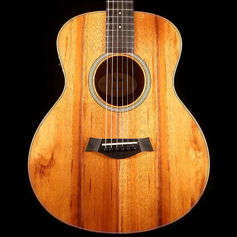 taylor gs mini e koa natural acoustic guitar the music zoo reverb. Black Bedroom Furniture Sets. Home Design Ideas