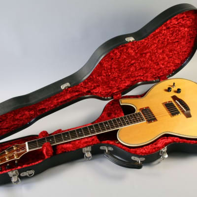 ANDY MANSON MOCKINGBIRD ELECTRIC ACOUSTIC HYBRID. VERY RARE! IMMACULATE.  1994 for sale