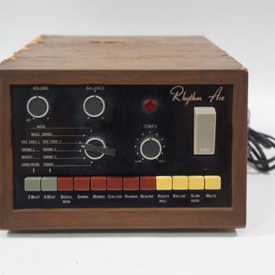 Ace Tone Rhythm Ace FR-6 Vintage Analog Drum Machine FR6 Worldwide Shipment