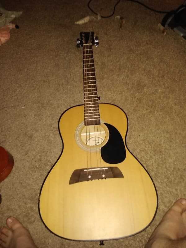 first act mg394 blonde acoustic guitar reverb. Black Bedroom Furniture Sets. Home Design Ideas