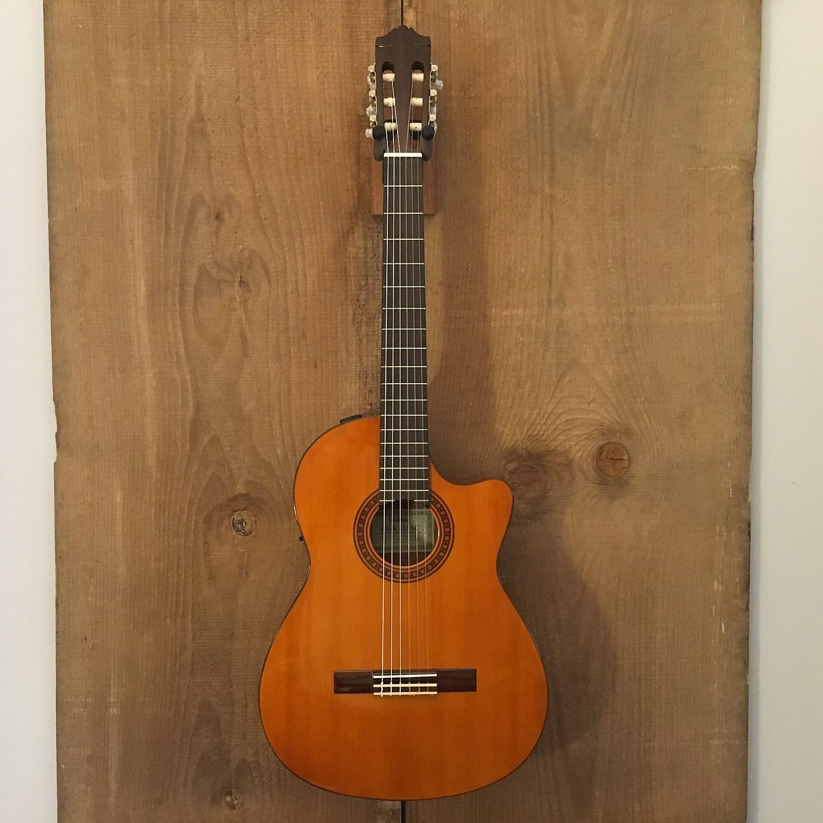 Yamaha classical electric guitar