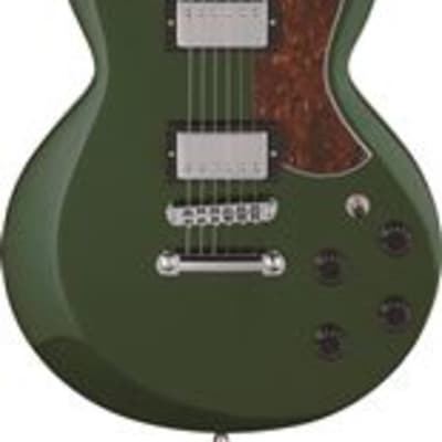 Ibanez AX120 Electric Guitar Metallic Forest