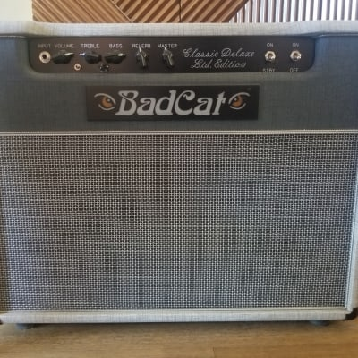 Bad Cat Classic Deluxe Limited Edition 20-Watt 1x12