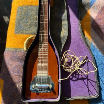 Electromuse Lap Steel 1950s Natural for sale