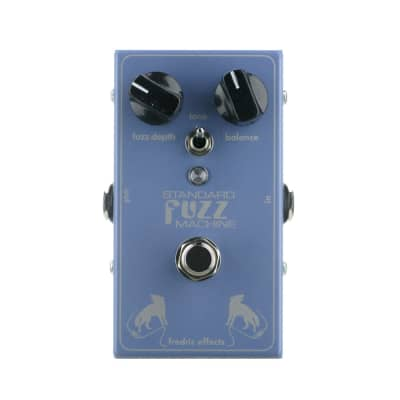 Fredric Effects Standard Fuzz Machine