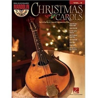 Christmas Carols - Mandolin Play-Along Volume 9
