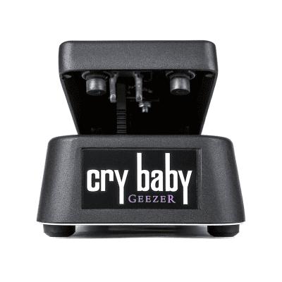 Dunlop GZR95 Geezer Butler Signature Cry Baby Bass Wah