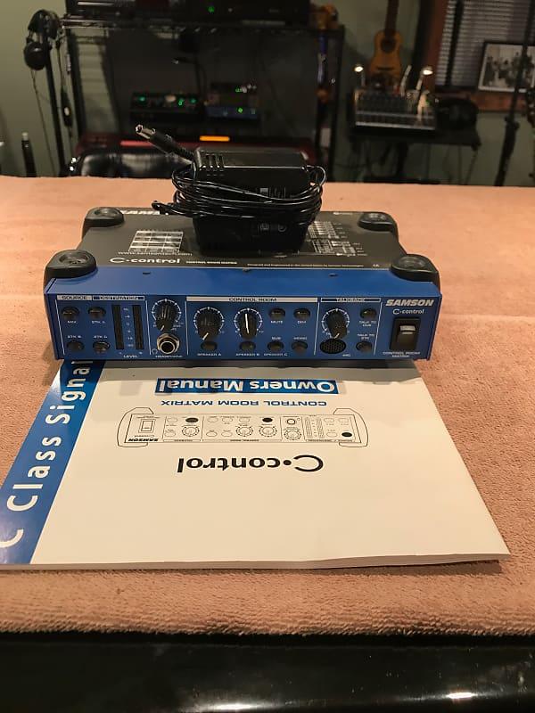 Samson C-Control C Class Control Room Matrix