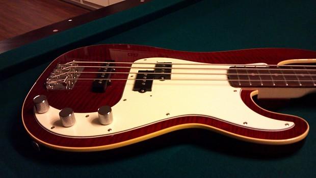 Description Shop Policies 1994 1995 Fender Aerodyne P Bass