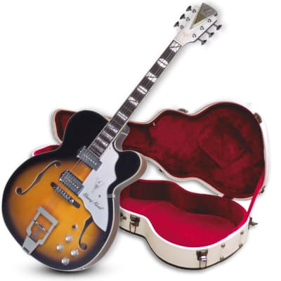 """Kay Collector's Reissue Barney Kessel Signature """"Jazz Special"""" Guitar FREE $60 Shipping& $250 Case"""