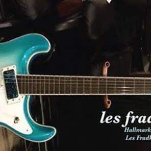 Hallmark Custom 60 Les Fradkin Signature Model 2016 Surf Pearl for sale