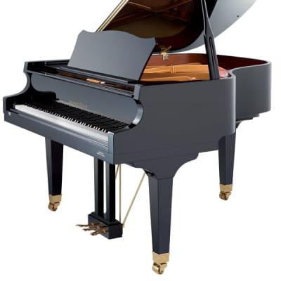 Seiler GS-175 Grand Piano Polish Ebony
