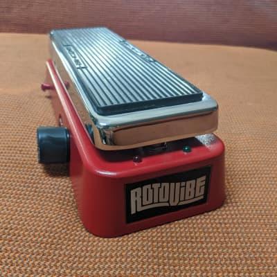 Dunlop JD4S Rotovibe Chorus / Vibrato Pedal KYUSS Weed Doom