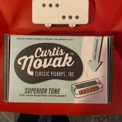 Curtis Novak JM-WR Bridge Aged White