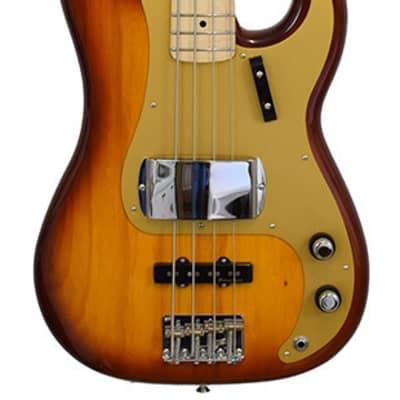 Fender Precision Bass 59 NOS Tob-Sunburst MB-JS for sale