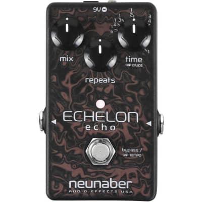 Neunaber Audio Effects ECHELON Echo Buffered Bypass Pedal (Open Box)
