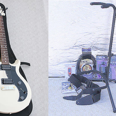 PRS Mira | S2 Paul Reed Smith Antique White Guitar FREE Bonus package for sale
