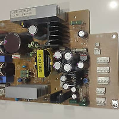 Yamaha a3000  su700 ex5 ex5r ex7 power supply 220-240v